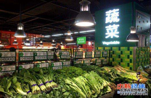 资料图:蔬菜。中新经纬摄
